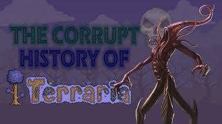 THE CORRUPT HISTORY OF TERRARIA    Lore Store