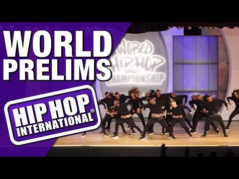 Omega Freeze Frame - South Africa (MegaCrew Division) @ HHI's 2015 World Prelims