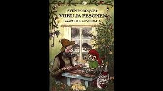 Viiru ja Pesonen saavat jouluvieraita
