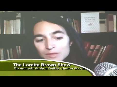 WATCH: The connection between destruction and creativity on The Loretta Brown Show