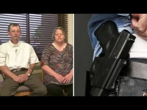 Vet sues Michigan over gun rights for foster parents