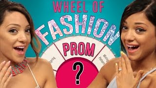 Ultimate Prom Look Challenge with Niki & Gabi!