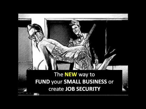 A new solution to small business funding and job creation.mp4