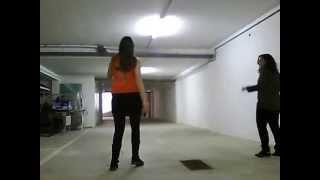 Canuco Zumbi - Baila Muchacha (Coreografia Ana e Estela)