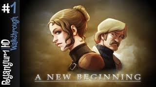 A New Beginning Final Cut Walkthrough - PART 1   Prologue, Find the key & Fay and her reason   HD