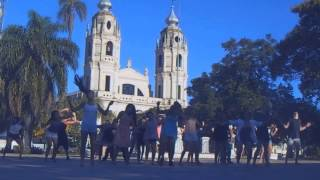 """Segundo Seminario """"Lyrical Dance"""" Profesora Stefania Melero Goya, Corrientes, Argentina"""