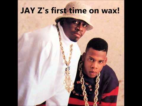 JAY Z - first recording -1986 -