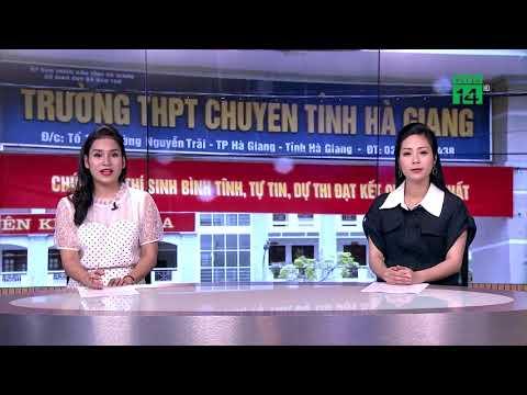 3 thí sinh điểm thi cao nhất Hà Giang có gia cảnh, học lực thế nào? | VTC14