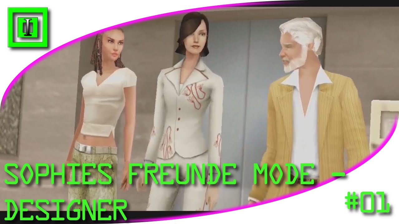 sophies freunde modedesigner pc