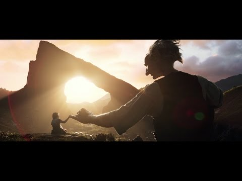 BFG - BIG FRIENDLY GIANT / Neuer Trailer und Plakat online