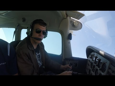 Cessna 172 Flight