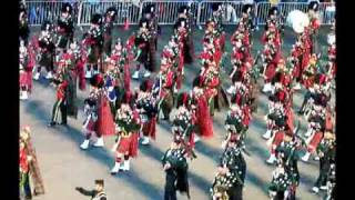 Edinburgh Military Tattoo 2007 - Massed Bands