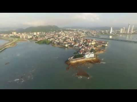 Casco antigua by digital drones   panamá
