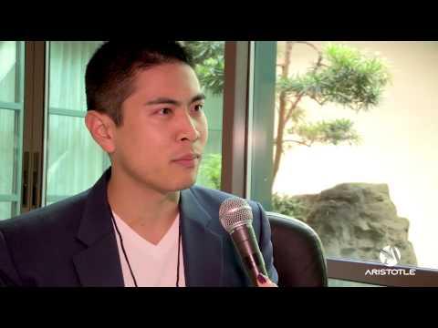 Bing Chen, YouTube Interview - Aristotle.net