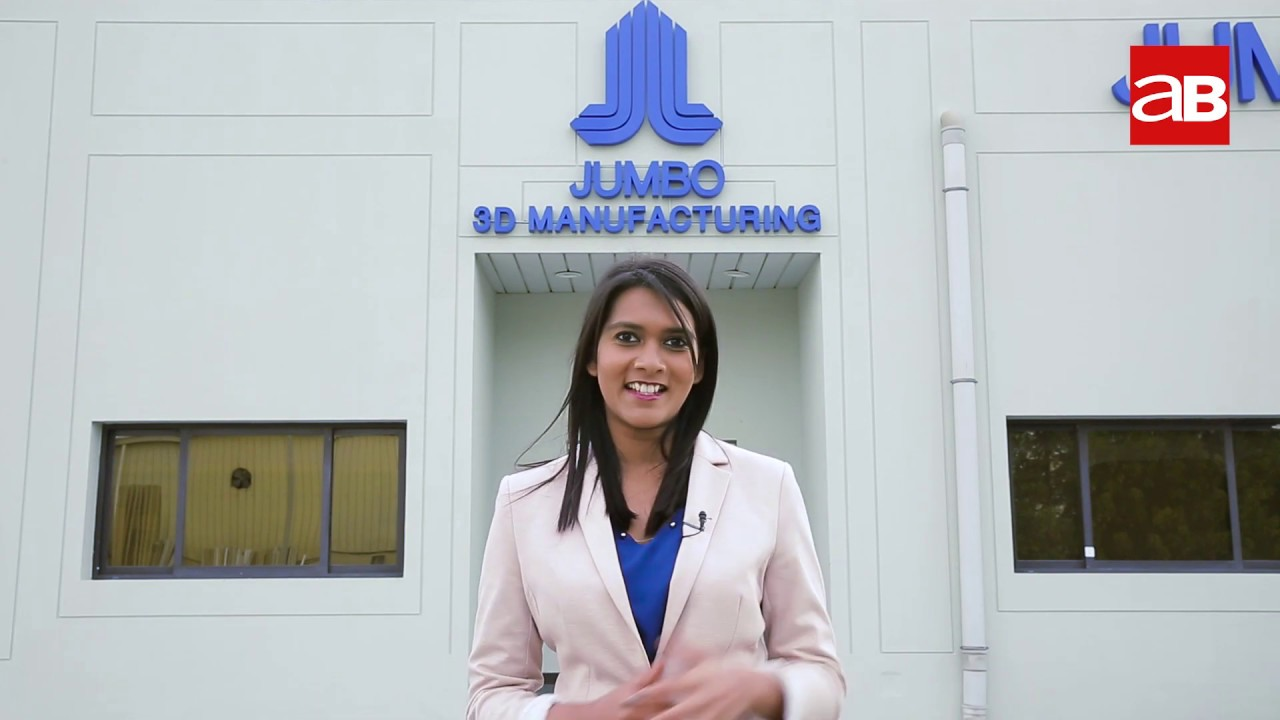 Look Inside: UAE's 3D Printing Unit