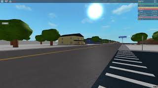 Roblox-Wiliamstown fire department 2912 returning
