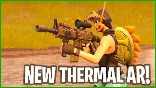 NEW THERMAL SCOPED AR UPDATE!