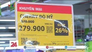 Nông sản Mỹ giá rẻ ồ ạt về Việt Nam | VTV24