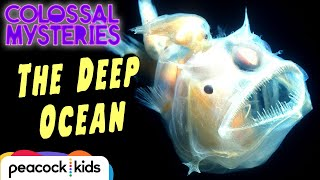 Whats in the Deepest Part of the Ocean? | COLOSSAL MYSTERIES