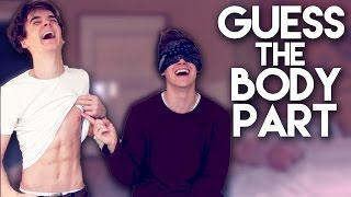 One of ConnorFranta's most viewed videos: Guess The Body Part