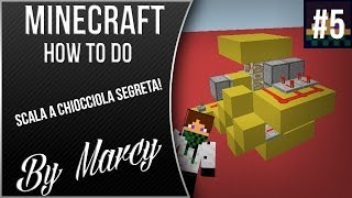 HOW TO DO: Scala a chiocciola segreta #5 [Livello: MEDIUM] By Marcy