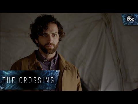 Thomas Gives Information - The Crossing Season 1 Episode 1