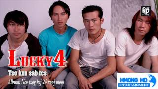 Tso Kuv Sab Tes - Lucky4 [Official Audio]