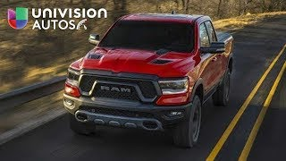 Nueva Ram 1500 2019, más ligera y eficiente   Univision Autos