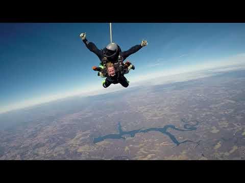 Skydive Tennessee Ellen O'Neal