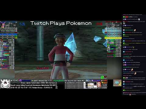 Twitch Plays Pokémon Battle Revolution - Matches #117844 and #117845