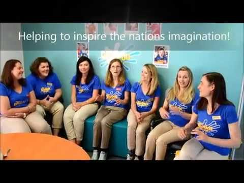 What are the reasons why people run a Creation Station childrens activity  franchise?
