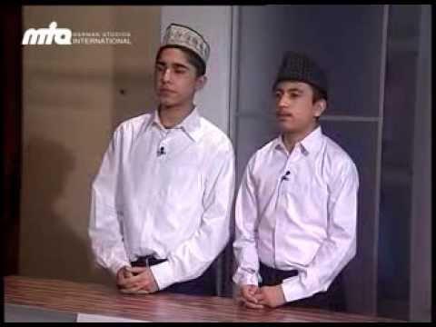MTA Quiz - Wissens Quiz der Judengorganisation der Ahmadiyya Muslim Jamaat (MAAD)