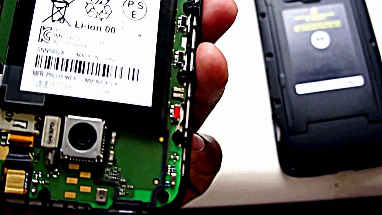Moto G  Liquid Damage Indicator (LDI)  How To Repair Moto G From Liquid  Damage   YouTube