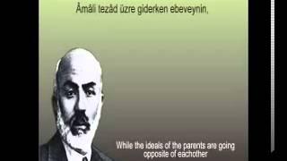 Husran-ı Mubin Safahat Mehmet Akif Ersoy