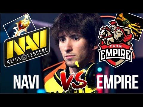 NAVI vs EMPIRE - EPIC CIS GRAND FINAL - PGL Minor DOTA 2