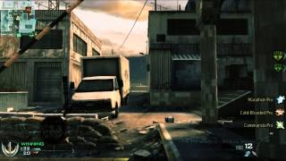 This is How You Dominate - CoD:MW2 Domination Knife Only