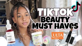 Testing Viral TikTok Beauty Products *you NEED these in your life* | LexiVee03