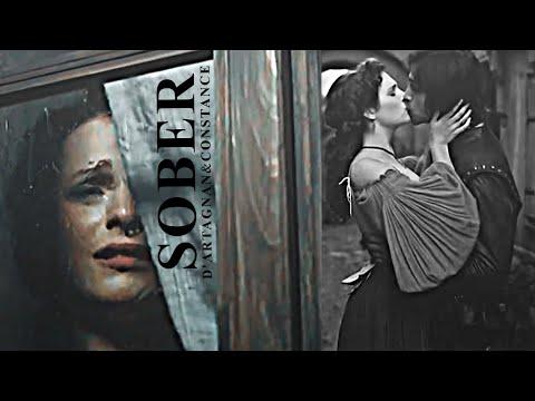 D`Artagnan and Constance   Sober