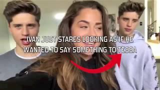 Tessa and Martinez Cutest Moments || IsChessaReal