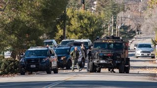 Santa Ysabel St. Atascadero Police SWAT Standoff December 20, 2015