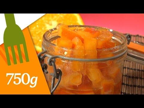 recette-d'oranges-confites---750g