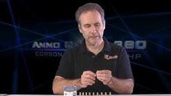 Ammo Quest .380 ACP Finals: Corbon 90-grain JHP test thru Denim in ballistic gelatin