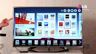 LG LED Smart TV - 8 SmartTV / HbbTV / Apps / Internet