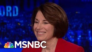 Senator Amy Klobuchar On A Potential Impeachment Trial And 2020 | The Last Word | MSNBC