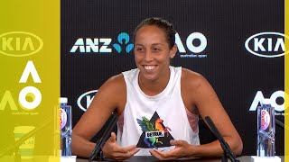 Madison Keys press conference (QF) | Australian Open 2018