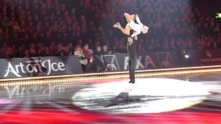 Art on Ice 01.03.2014 (Eveningshow), A.Savchenko & R.Szolkowy with HURTS