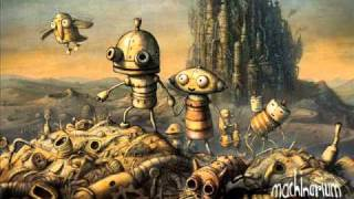 Machinarium - By The Wall
