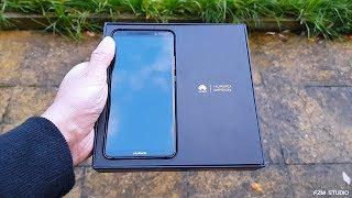 Huawei Mate 10 Pro Unboxing (4K)