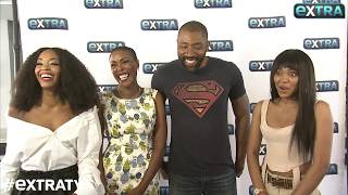 Villans, Arrowverse and More! 'Black Lightning' Cast Reveals Everything You Need To Know
