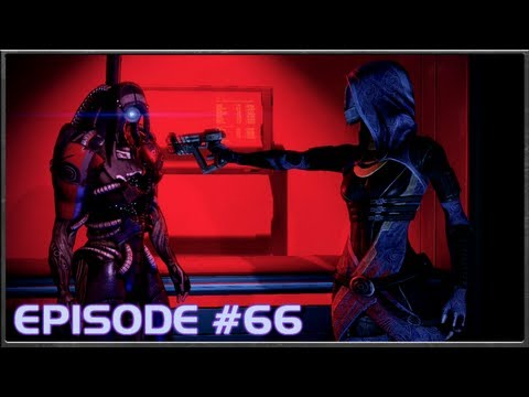 Mass Effect 2 - Choosing The Geth's Future & A Crew Dispute - Episode 66